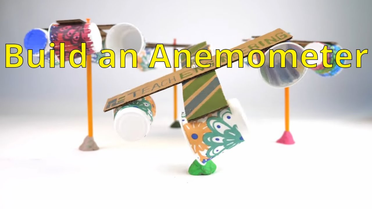 Build an Anemometer - YouTube