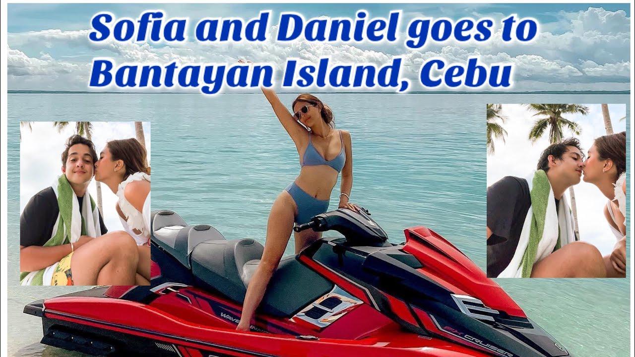 Download Sofia Andres and Daniel Miranda vacay in Bantayan Island, Cebu