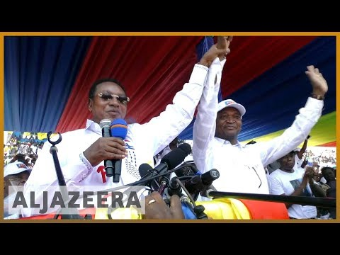 🇨🇩 DR Congo election: First major pro-government rally | Al