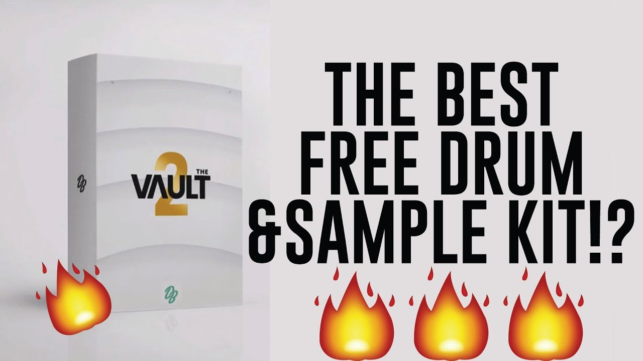 The Best Free Sample Packs 2018 - The Vault 2 [Free Samples For FL Studio/Ableton/Maschine/Logic]