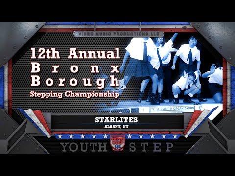 STARLITES - 12th Annual Youth Step USA Bronx Borough Championship