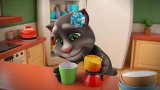 🤪 Crazy Smoothie Challenge – NEW FUN in My Talking Tom 2