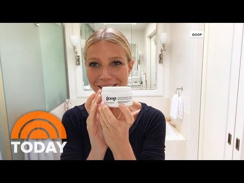 Gwyneth Paltrow's Goop Under Fire For Alleged Deceptive Claims   TODAY