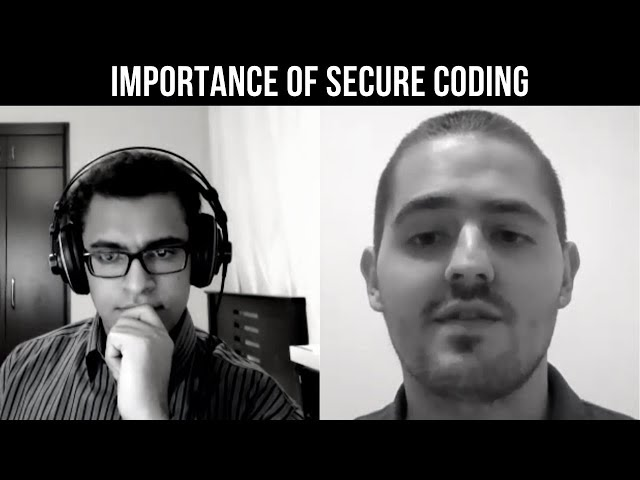 Cybertalk Clips | Importance Of Secure Coding For Developers