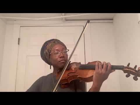 How Deep The Father's Love For Us- Violin Cover