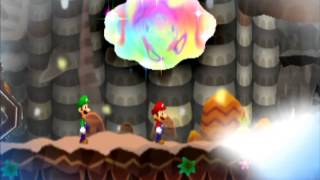 Lets Play Mario und Luigi Dream Team_Teil 57_Kisso-Blockade