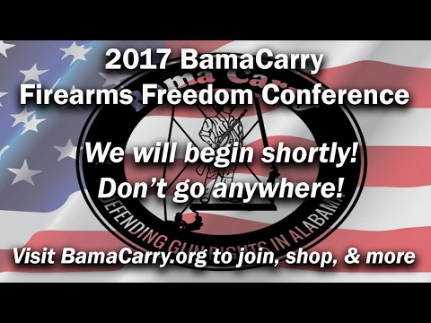 2017 BamaCarry Firearms Freedom Conference