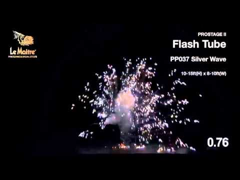 PP037 ProStage II - Flash Tube