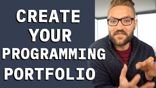 What is a programming portfolio? How do you create one?