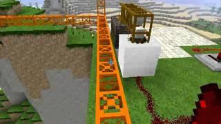 видео: Различные механизмы в Minecraft - 24 серия