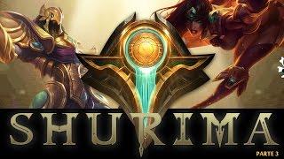 Rap dos Champions - Especial Shurima (3/3) - Méqui Huê Part. Kaylles(ZonaLag) [League of Legends]