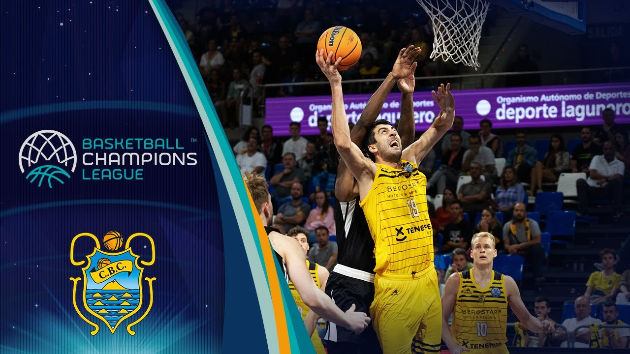 Giorgi Shermadini (Iberostar Tenerife) | Highlight Plays | Basketball Champions League 2019