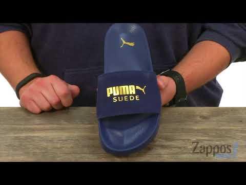 PUMA Leadcat Suede SKU: 8991576 - YouTube