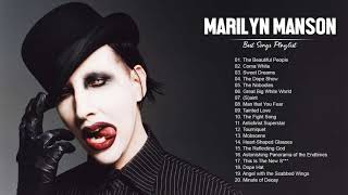 M.Manson Greatest Hits Full Album - Best Songs Of M.Manson Playlist 2021