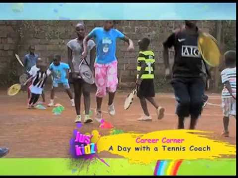 Tennis for Kids in Africa, (Nairobi, Kenya).....