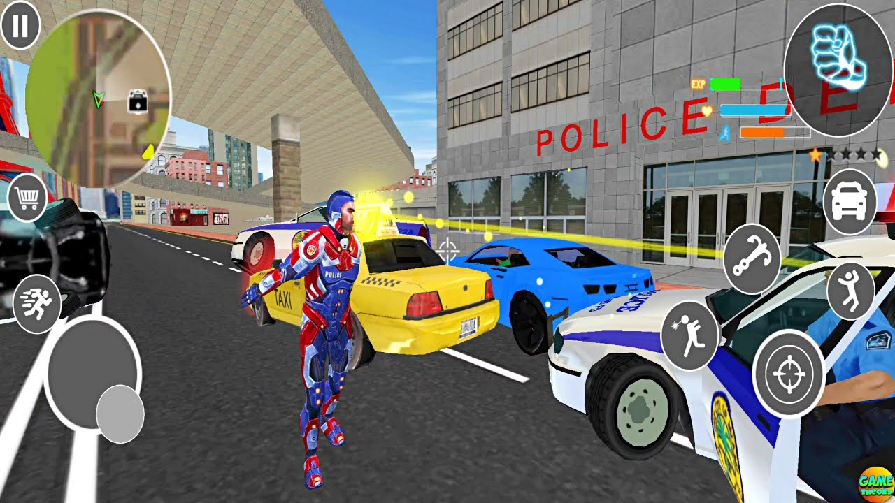Police Vegas Crime: Real Gangster Crime (Early Access) New Android GamePlay FHD