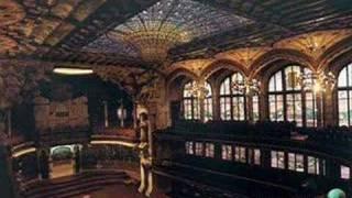 Palau de la Música Catalana - 100 anos