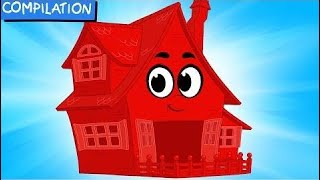 my magic house my magic pet morphle videos for kids