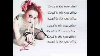 dead is the new alive emilie autumn with lyrics