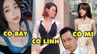 So sánh nhan sắc của 3 cô giáo lớp Thầy Ba khiến học trò phát cuồng: K7, Linh Dolce, Mina Young