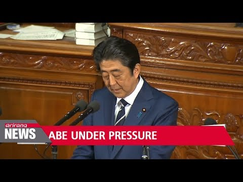 Abe scandal could affect Japanese foreign policy: Expert