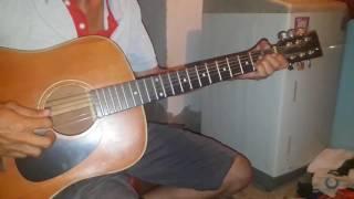 Hai trom hoa rung ...guitar bolero .trinh bay le quyen