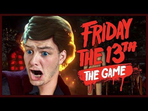 RUBEN ER EN FIGHTER - Norsk Friday 13th Let's Play