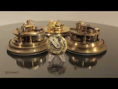 R.O. Schmitt Fine Arts, October 21 & 22 Auction- Marine and Pocket Chronometers