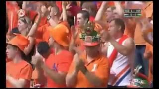 Niederlande gewinnt gegen Ungarn und verliert Robben