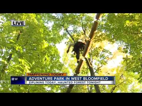 Adventure Park in West Bloomfield