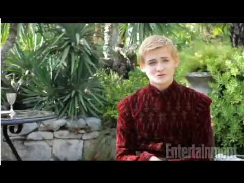Joffrey Says Goodbye (Jack Gleeson)