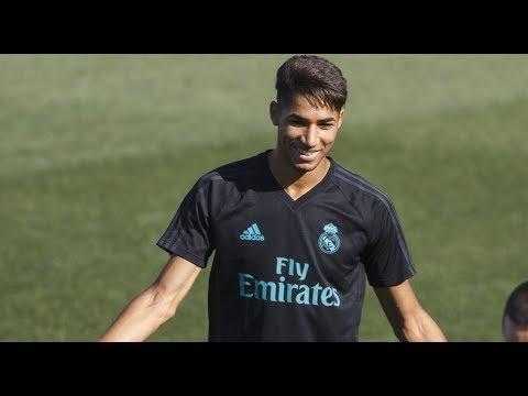 Achraf Hakimi ● Future Real Madrid Superstar ● Achraf hakimi Skills & Goals ● 2017 HD