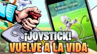 COMO Jugar con JOYSTICK Android 7, 8, 9 & 10 Pokemon GO !! Actualizacion NUEVO METODO QUE FUNCIONA