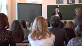 Психологический факультет СПбГУ - 1 курс 1 сентября 2014 года