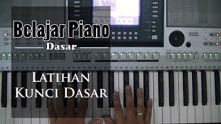 belajar piano dasar kunci dasar pertama