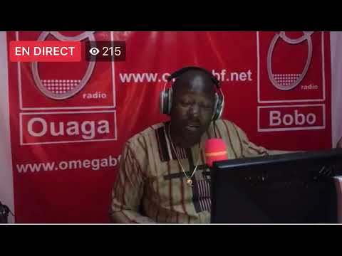 Alain Alain de la Radio Omega insulte les facebookeur du Faso