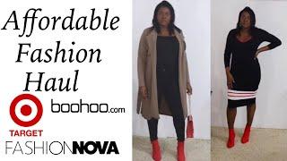 9dd7a2d971ba Affordable Fashion Haul - Everything under  40 -Plus Size 14 ...