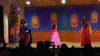 Bay Area Saurashtra Group Diwali Celb. Third  dance by Young Adults 10/28/2017  MAH01399