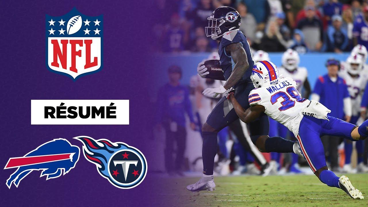 Download 🏈 Résumé  VF - NFL : La tornade Derrick Henry fait craquer Buffalo