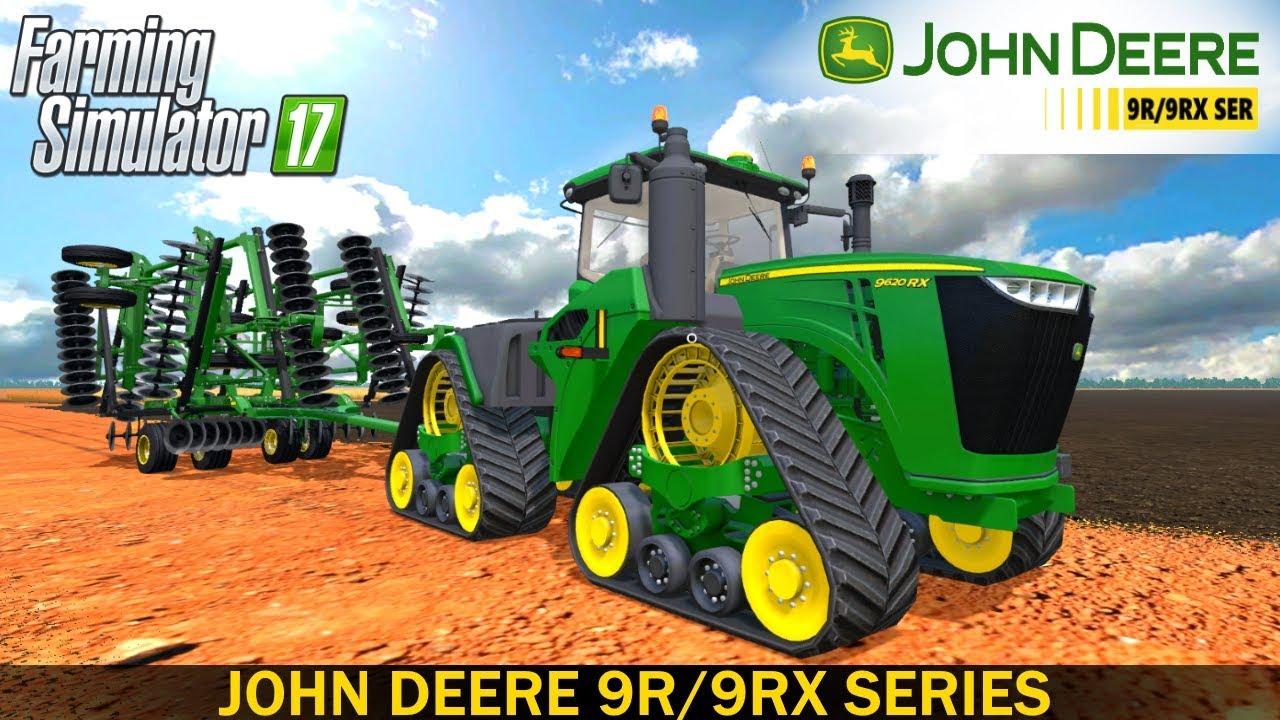 John deere 9rx series - 3 6