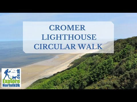 Cromer Lighthouse Circular