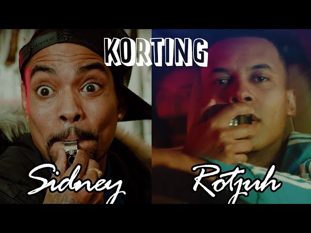 Sidney Schmeltz - Korting ft Ro'tjuh (Prod. Dominobeatz)