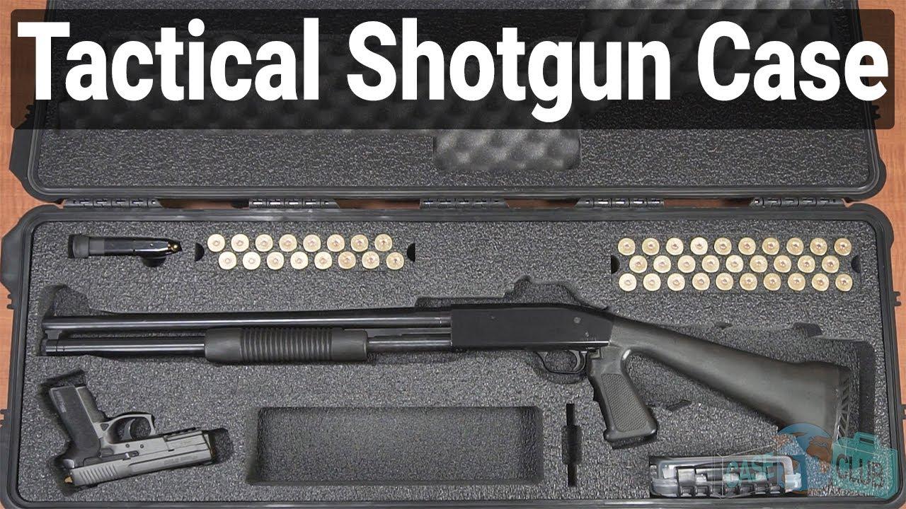 Tactical Shotgun Case (Gen-2) - Video