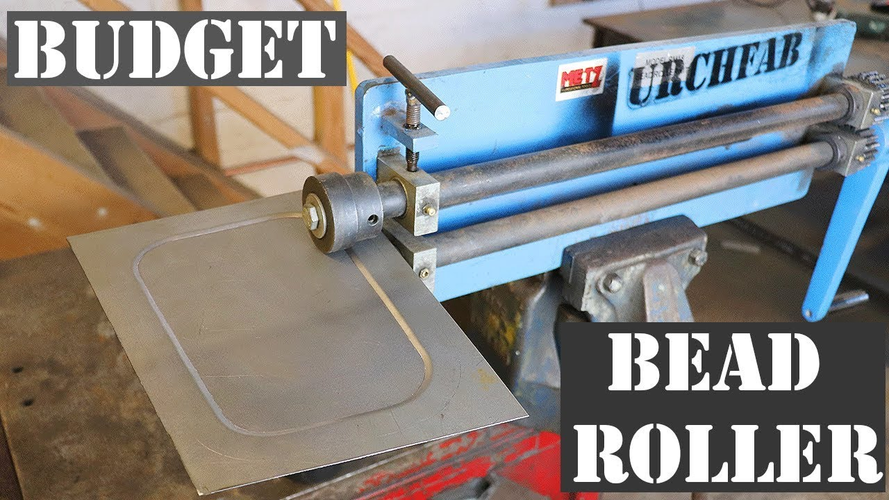 How To Bead Roll For Beginners With A Budget Bead Roller
