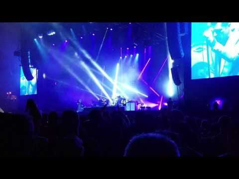 The Killers - Obstacle 1 (Interpol Cover) @ Governors Ball NYC Randall's Island 6/4/2016