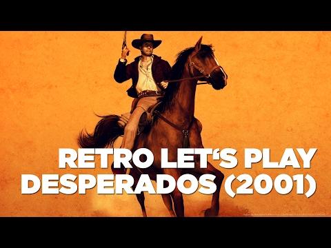 Hrej.cz Retro Let's Play: Desperados: Wanted Dead or Alive (2001) [CZ]