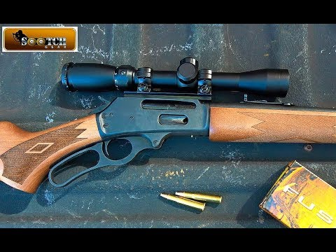 Marlin 336W 30- 30 Lever Action Rifle Review