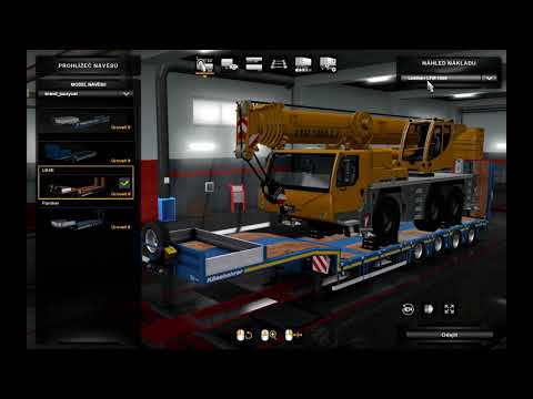 [ETS2 1.36.] Ownable Overweight Trailer Wielton NJ4 Pack