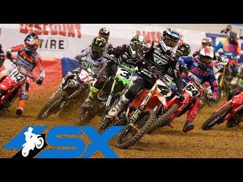 450SX Main Event Highlights - St. Louis