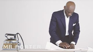 Gambar cover How To Iron A Shirt | MR PORTER